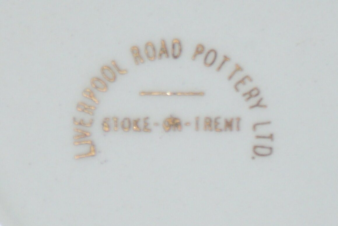 LIVERPOOL ROAD POTTERY LTD
