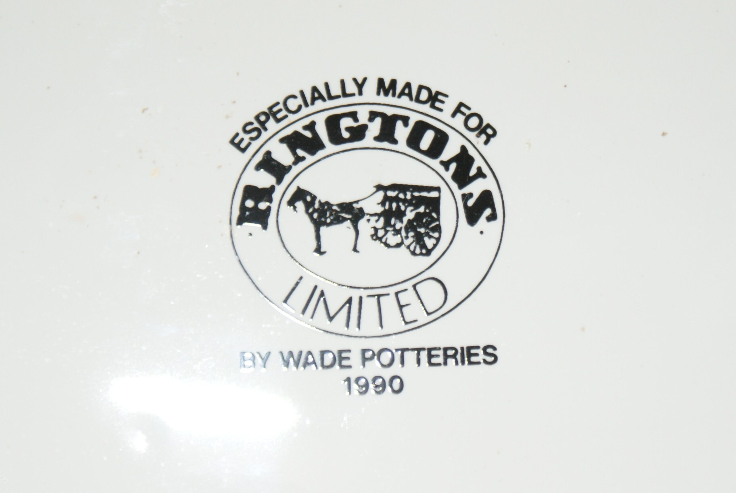 Ringtons Ltd and Wade